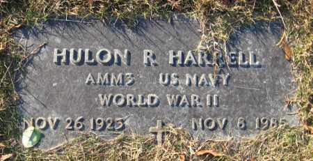 HARRELL  (VETERAN  WWII), HULON R - Faulkner County, Arkansas | HULON R HARRELL  (VETERAN  WWII) - Arkansas Gravestone Photos