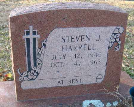 HARRELL, STEVEN J. - Faulkner County, Arkansas | STEVEN J. HARRELL - Arkansas Gravestone Photos