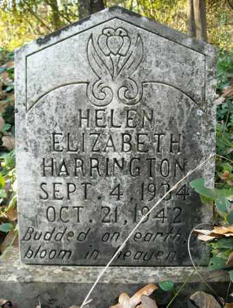 HARRINGTON, HELEN ELIZABETH - Faulkner County, Arkansas | HELEN ELIZABETH HARRINGTON - Arkansas Gravestone Photos