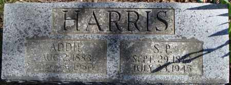 HARRIS, S.P. - Faulkner County, Arkansas | S.P. HARRIS - Arkansas Gravestone Photos