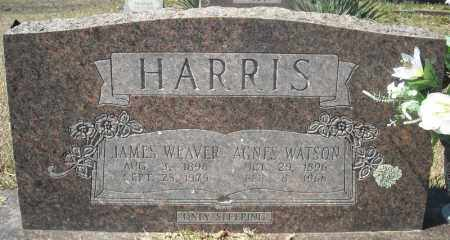 HARRIS, AGNES - Faulkner County, Arkansas | AGNES HARRIS - Arkansas Gravestone Photos