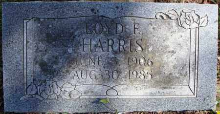 HARRIS, LOYD E. - Faulkner County, Arkansas | LOYD E. HARRIS - Arkansas Gravestone Photos