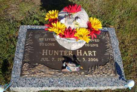 HART, HUNTER - Faulkner County, Arkansas | HUNTER HART - Arkansas Gravestone Photos