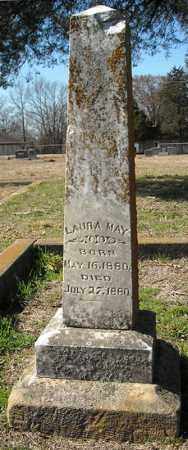 HARTJE, LAURA MAY - Faulkner County, Arkansas | LAURA MAY HARTJE - Arkansas Gravestone Photos