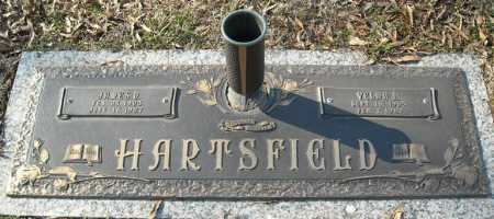 HARTSFIELD, JAMES D. - Faulkner County, Arkansas | JAMES D. HARTSFIELD - Arkansas Gravestone Photos
