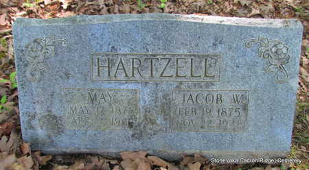 HARTZELL, JACOB W. - Faulkner County, Arkansas | JACOB W. HARTZELL - Arkansas Gravestone Photos