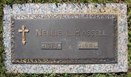 HASSELL, NELLIE L. - Faulkner County, Arkansas | NELLIE L. HASSELL - Arkansas Gravestone Photos