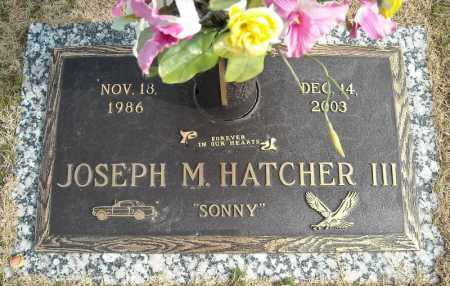 HATCHER, III., JOSEPH M. - Faulkner County, Arkansas | JOSEPH M. HATCHER, III. - Arkansas Gravestone Photos
