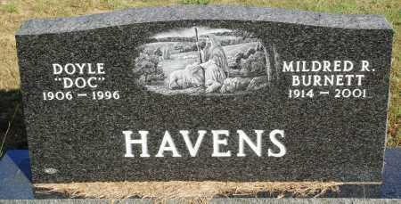 HAVENS, MILDRED R. - Faulkner County, Arkansas | MILDRED R. HAVENS - Arkansas Gravestone Photos