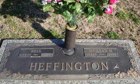 HEFFINGTON, NELL - Faulkner County, Arkansas | NELL HEFFINGTON - Arkansas Gravestone Photos