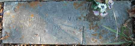 HELTON, MARY BERRY - Faulkner County, Arkansas | MARY BERRY HELTON - Arkansas Gravestone Photos