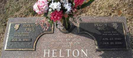 PEARCE HELTON, PEGGY SUE - Faulkner County, Arkansas | PEGGY SUE PEARCE HELTON - Arkansas Gravestone Photos