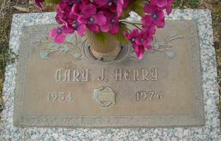 HENRY, GARY J. - Faulkner County, Arkansas | GARY J. HENRY - Arkansas Gravestone Photos