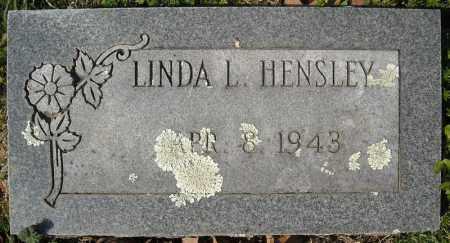 HENSLEY, LINDA L. - Faulkner County, Arkansas | LINDA L. HENSLEY - Arkansas Gravestone Photos