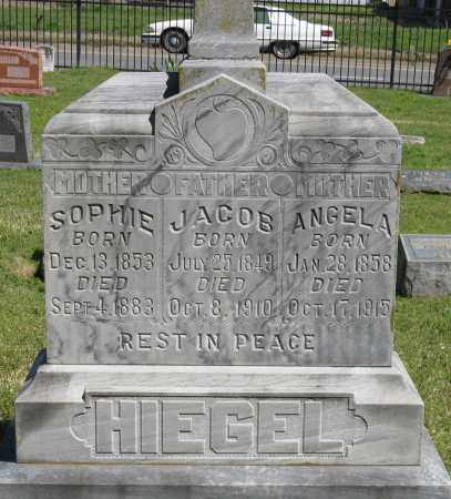 HIEGEL, JACOB - Faulkner County, Arkansas | JACOB HIEGEL - Arkansas Gravestone Photos