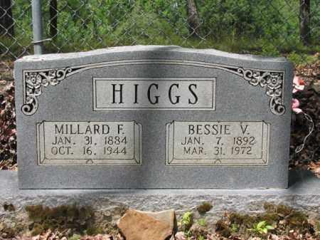 HIGGS, MILLARD F - Faulkner County, Arkansas | MILLARD F HIGGS - Arkansas Gravestone Photos