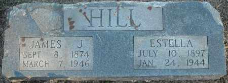 HILL, JAMES J. - Faulkner County, Arkansas | JAMES J. HILL - Arkansas Gravestone Photos