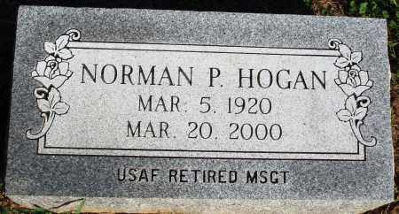 HOGAN  (VETERAN), NORMAN P - Faulkner County, Arkansas | NORMAN P HOGAN  (VETERAN) - Arkansas Gravestone Photos