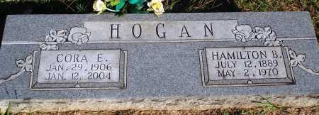 HOGAN, CORA E. - Faulkner County, Arkansas | CORA E. HOGAN - Arkansas Gravestone Photos
