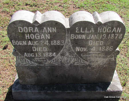 HOGAN, DORA ANN - Faulkner County, Arkansas | DORA ANN HOGAN - Arkansas Gravestone Photos
