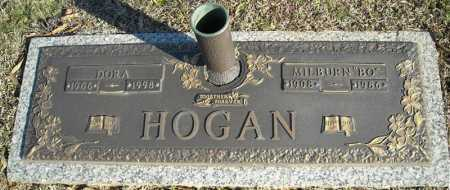 HOGAN, DORA - Faulkner County, Arkansas | DORA HOGAN - Arkansas Gravestone Photos