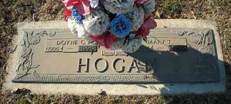 HOGAN, DOYNE C. - Faulkner County, Arkansas | DOYNE C. HOGAN - Arkansas Gravestone Photos