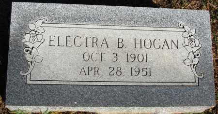 HOGAN, ELECTRA B. - Faulkner County, Arkansas | ELECTRA B. HOGAN - Arkansas Gravestone Photos