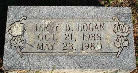 HOGAN, JERRY B. - Faulkner County, Arkansas | JERRY B. HOGAN - Arkansas Gravestone Photos