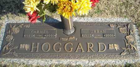 HOGGARD, URBAN - Faulkner County, Arkansas | URBAN HOGGARD - Arkansas Gravestone Photos