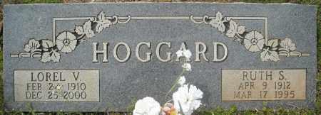 HOGGARD, LOREL V. - Faulkner County, Arkansas | LOREL V. HOGGARD - Arkansas Gravestone Photos