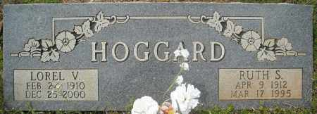HOGGARD, LOREL VICTOR - Faulkner County, Arkansas | LOREL VICTOR HOGGARD - Arkansas Gravestone Photos