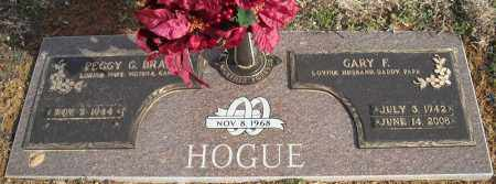 HOGUE, GARY F. - Faulkner County, Arkansas | GARY F. HOGUE - Arkansas Gravestone Photos