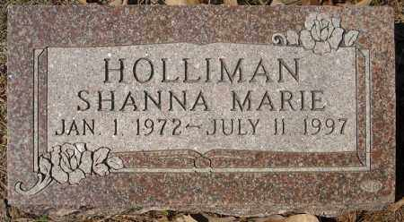 HOLLIMAN, SHANNA MARIE - Faulkner County, Arkansas | SHANNA MARIE HOLLIMAN - Arkansas Gravestone Photos