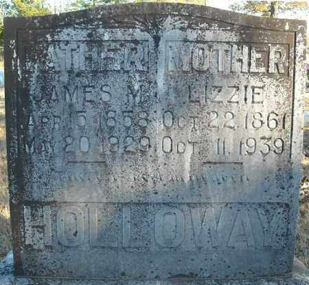 HOLLOWAY, LIZZIE - Faulkner County, Arkansas | LIZZIE HOLLOWAY - Arkansas Gravestone Photos