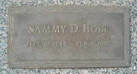 HOLT, SAMMY D. - Faulkner County, Arkansas | SAMMY D. HOLT - Arkansas Gravestone Photos