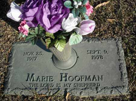 HOOFMAN, MARIE - Faulkner County, Arkansas | MARIE HOOFMAN - Arkansas Gravestone Photos