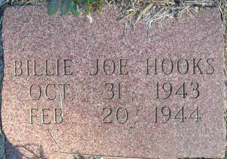 HOOKS, BILLIE JOE - Faulkner County, Arkansas | BILLIE JOE HOOKS - Arkansas Gravestone Photos
