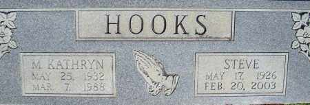 HOOKS, M. KATHRYN - Faulkner County, Arkansas | M. KATHRYN HOOKS - Arkansas Gravestone Photos