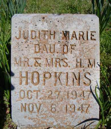 HOPKINS, JUDITH MARIE - Faulkner County, Arkansas | JUDITH MARIE HOPKINS - Arkansas Gravestone Photos
