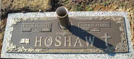 HOSHAW, RALPH BRADLEY - Faulkner County, Arkansas | RALPH BRADLEY HOSHAW - Arkansas Gravestone Photos