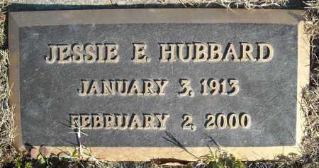 HUBBARD, JESSIE E. - Faulkner County, Arkansas | JESSIE E. HUBBARD - Arkansas Gravestone Photos