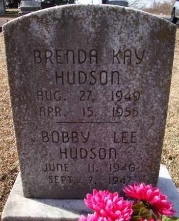 HUDSON, BOBBY LEE - Faulkner County, Arkansas | BOBBY LEE HUDSON - Arkansas Gravestone Photos