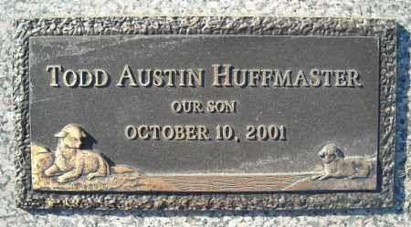 HUFFMASTER, TODD AUSTIN - Faulkner County, Arkansas | TODD AUSTIN HUFFMASTER - Arkansas Gravestone Photos