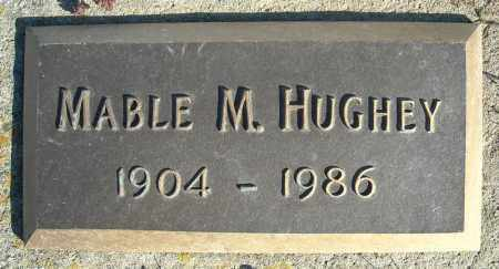 HUGHEY, MABLE M. - Faulkner County, Arkansas | MABLE M. HUGHEY - Arkansas Gravestone Photos