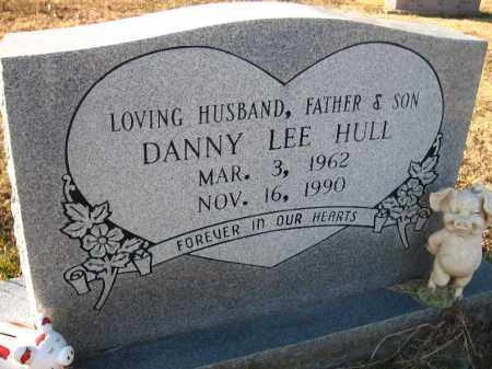 HULL, DANNY LEE - Faulkner County, Arkansas | DANNY LEE HULL - Arkansas Gravestone Photos