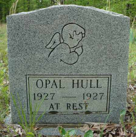 HULL, OPAL - Faulkner County, Arkansas | OPAL HULL - Arkansas Gravestone Photos