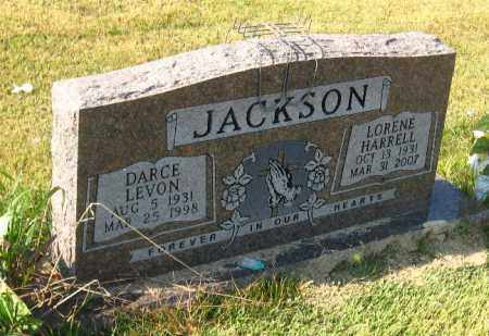 JACKSON, DARCE LEVON - Faulkner County, Arkansas | DARCE LEVON JACKSON - Arkansas Gravestone Photos
