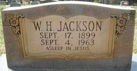 JACKSON, WILLIAM HARRELL - Faulkner County, Arkansas | WILLIAM HARRELL JACKSON - Arkansas Gravestone Photos