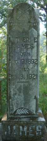 JAMES (VETERAN), LUTHER E - Faulkner County, Arkansas   LUTHER E JAMES (VETERAN) - Arkansas Gravestone Photos