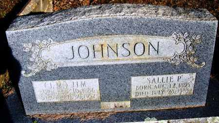 "JOHNSON, J.M. ""JIM"" - Faulkner County, Arkansas 